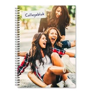 Collegeblok A4