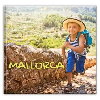 Fotoboek Hardcover 21x21 Vierkant Omslag