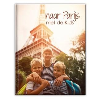 Fotoboek Hardcover A5 Staand Omslag