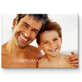 Fotoboek Softcover A4 Liggend