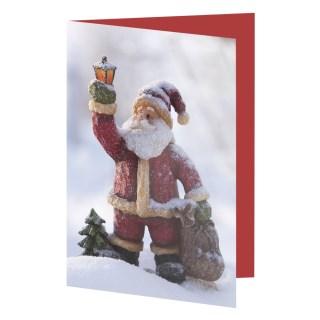 Kerstkaarten Dubbel A5 Staand