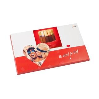 Merci Chocolade 400g met eigen foto