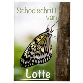 Schoolschrift A5 Staand